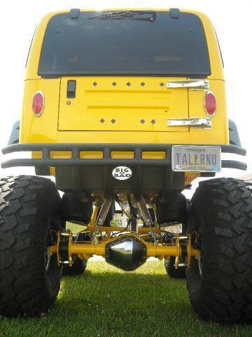 1999 Jeep Wrangler MONSTER TRUCK - Ocean Springs MS