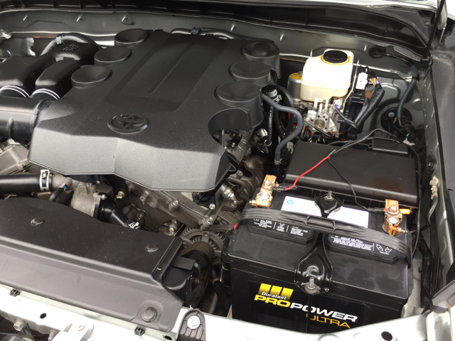 2010 Toyota FJ Cruiser 4x4 4dr SUV 5A - Ocean Springs MS