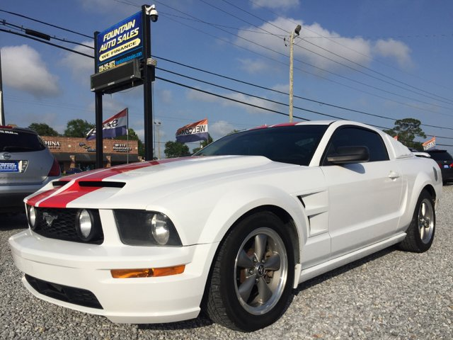 2006 Ford Mustang GT Premium 2dr Coupe - Ocean Springs MS