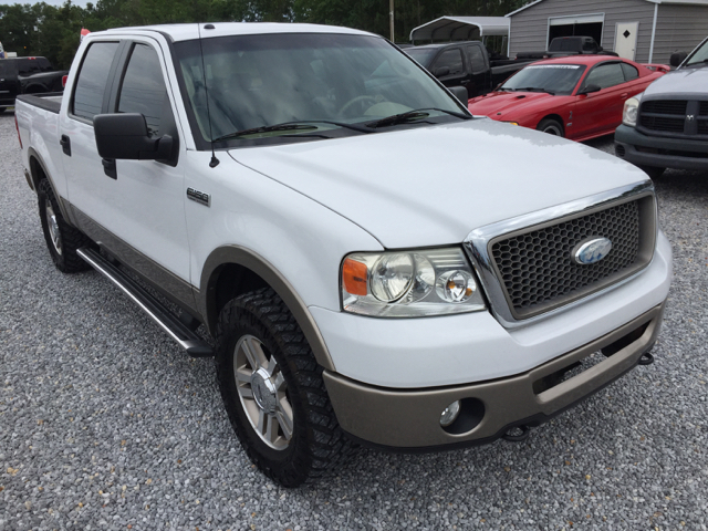 2006 Ford F-150 Lariat 4dr SuperCrew 4WD Styleside 5.5 ft. SB - Ocean Springs MS