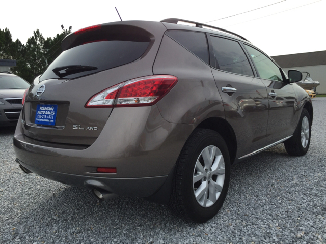 2012 Nissan Murano AWD SL 4dr SUV - Ocean Springs MS