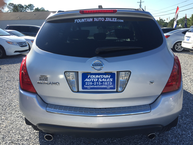 2007 Nissan Murano S 4dr SUV - Ocean Springs MS