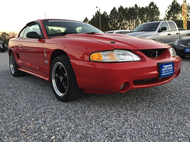 1997 Ford Mustang SVT Cobra Supercharged - Ocean Springs MS