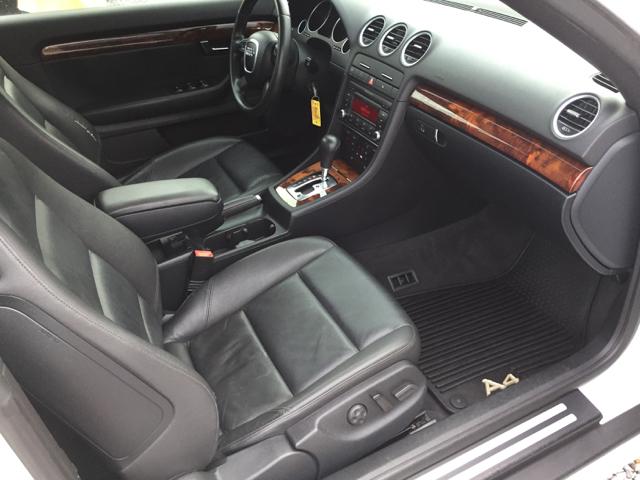 2009 Audi A4 2.0T 2dr Convertible CVT - Ocean Springs MS