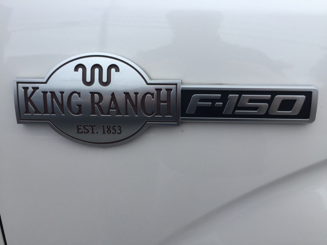 2010 Ford F-150 4x2 King Ranch 4dr SuperCrew Styleside 5.5 ft. SB - Ocean Springs MS