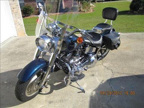 1999 Harley-Davidson SOFTAIL for sale in Ocean Springs, MS