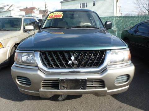 2003 Mitsubishi Montero Sport for sale in Garfield, NJ