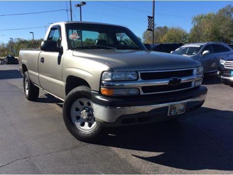 2001 Chevrolet Silverado 1500 for sale in Channahon, IL