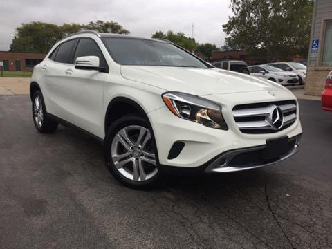 2016 Mercedes-Benz GLA for sale in Channahon, IL