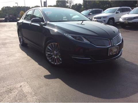 2013 Lincoln MKZ for sale in Channahon, IL
