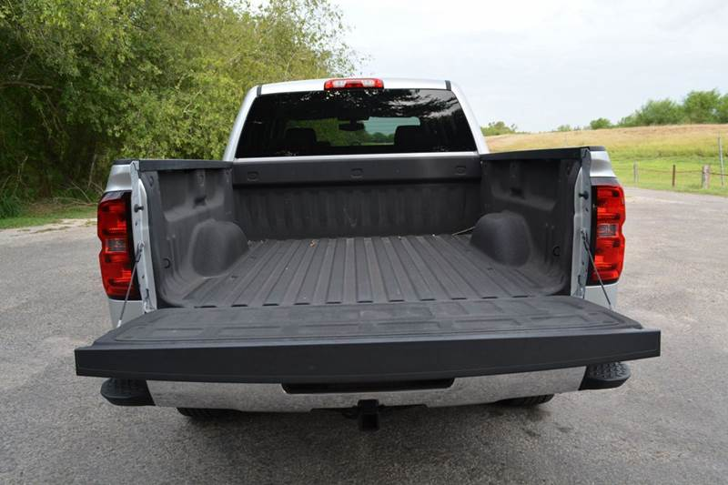 2016 Chevrolet Silverado 1500 4x2 LT 4dr Crew Cab 5.8 ft. SB - Alice TX