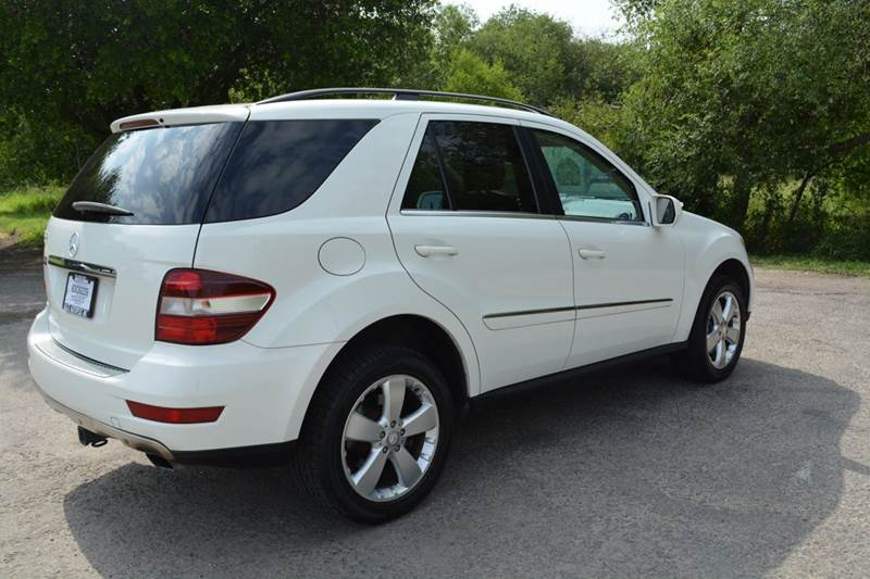 2010 Mercedes-Benz M-Class ML 350 4dr SUV - Alice TX