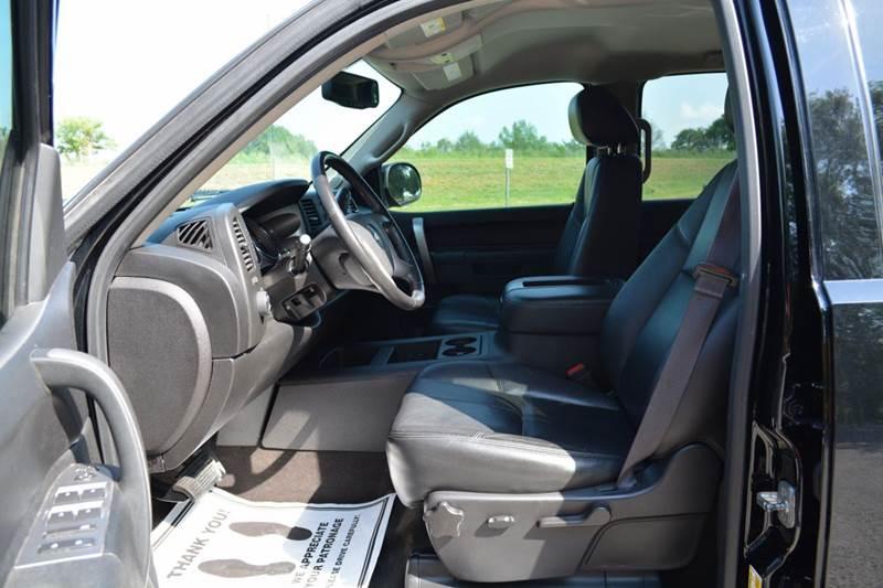 2013 Chevrolet Silverado 1500 4x4 LT 4dr Crew Cab 5.8 ft. SB - Alice TX