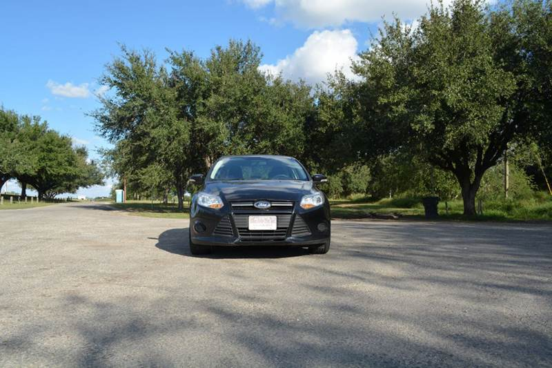 2013 Ford Focus SE 4dr Sedan - Alice TX