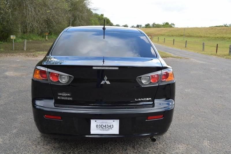 2014 Mitsubishi Lancer ES 4dr Sedan  - Alice TX