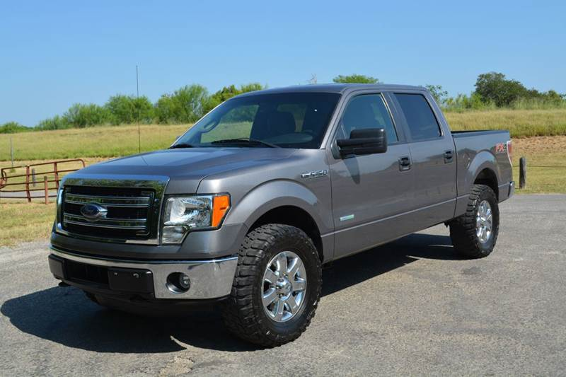 2014 Ford F-150 4x4 Lariat 4dr SuperCrew Styleside 5.5 ft. SB - Alice TX
