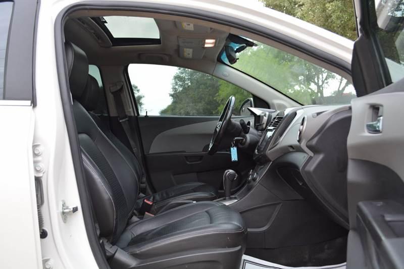 2016 Chevrolet Sonic LT Auto 4dr Sedan - Alice TX