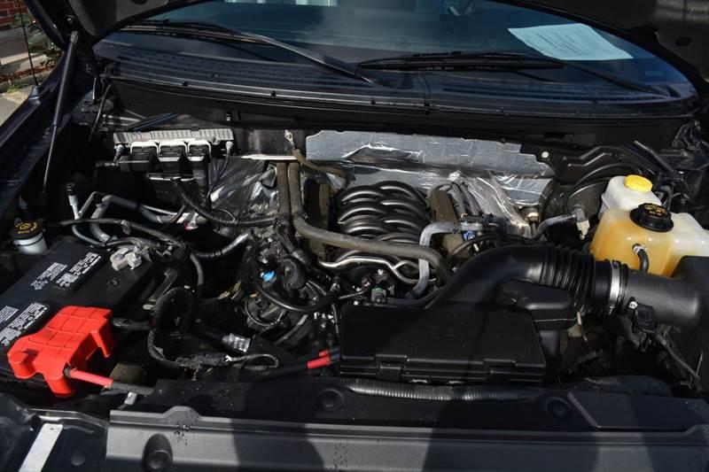 2014 Ford F-150 4x4 Lariat 4dr SuperCrew Styleside 5.5 ft. SB - Alice TX