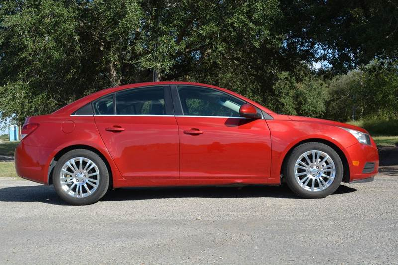 2012 Chevrolet Cruze ECO 4dr Sedan - Alice TX
