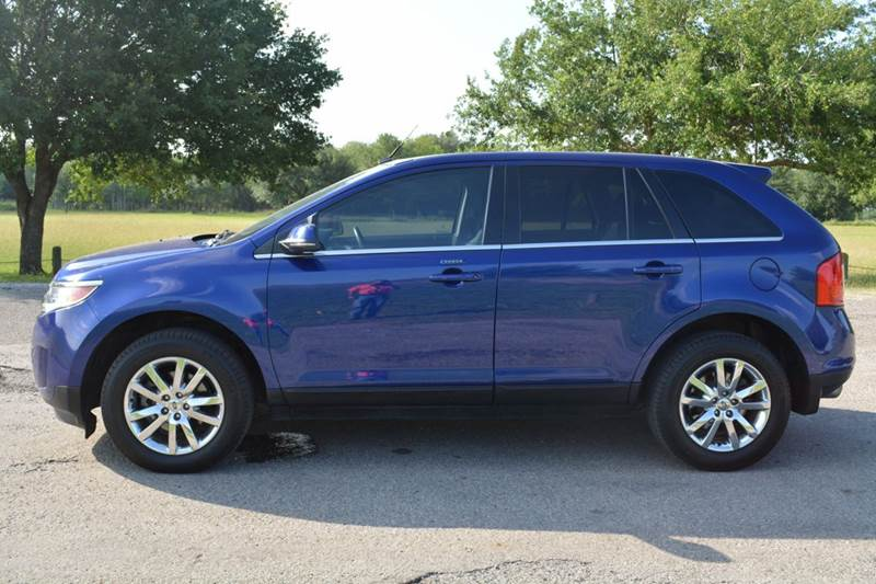 2013 Ford Edge Limited 4dr SUV - Alice TX