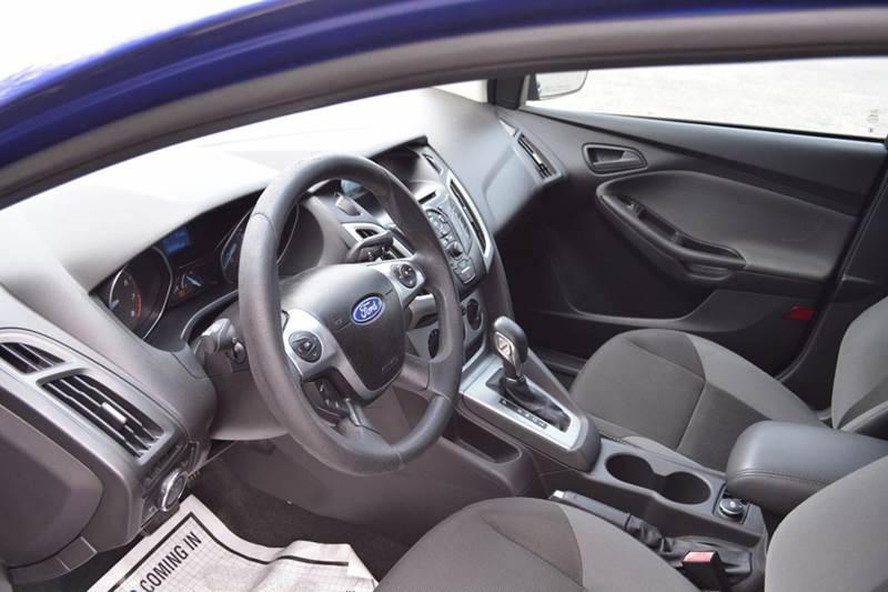 2012 Ford Focus SE 4dr Sedan - Alice TX