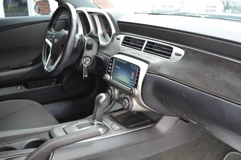 2013 Chevrolet Camaro LT 2dr Coupe w/1LT - Alice TX