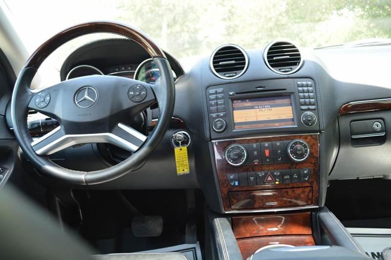 2010 Mercedes-Benz GL-Class AWD GL 450 4MATIC 4dr SUV - Alice TX