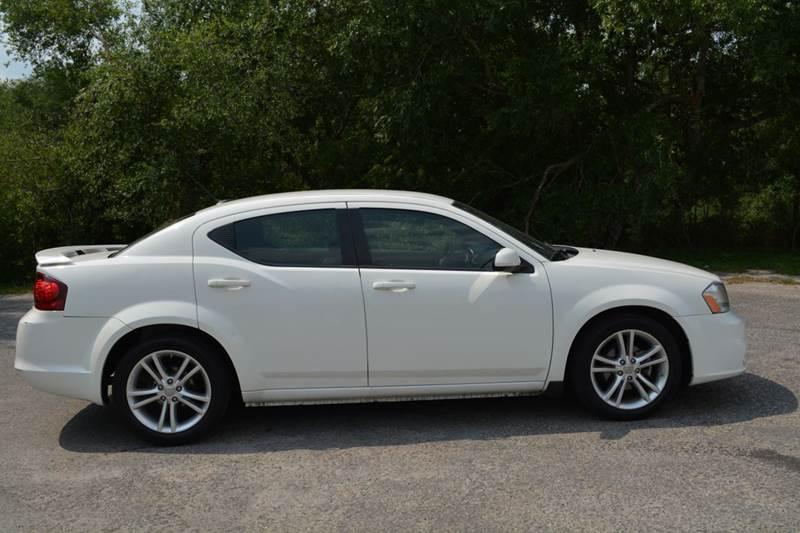 2011 Dodge Avenger Heat 4dr Sedan - Alice TX
