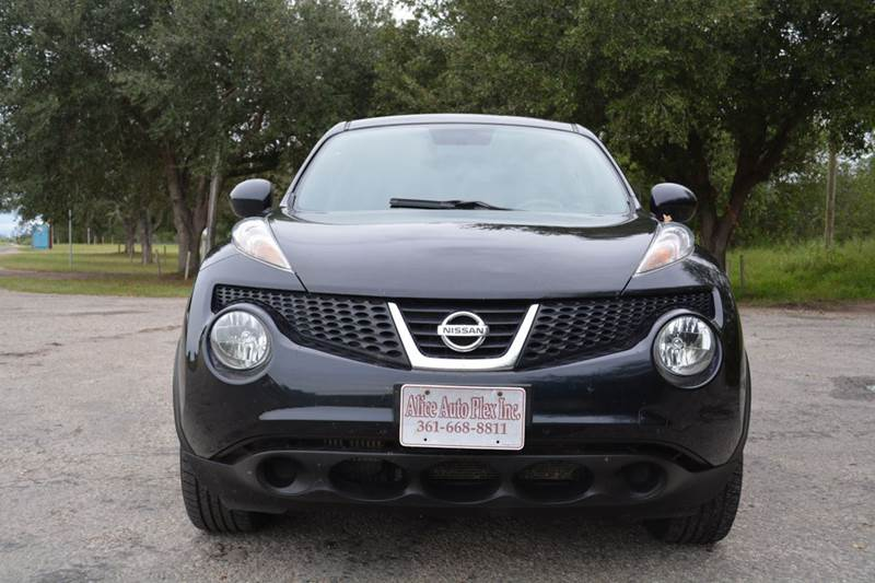 2013 Nissan JUKE S 4dr Crossover - Alice TX