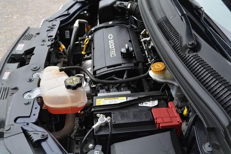 2015 Chevrolet Sonic LT Auto 4dr Sedan - Alice TX
