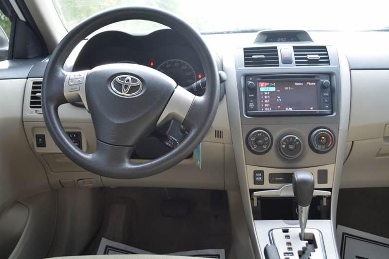2013 Toyota Corolla LE 4dr Sedan 4A - Alice TX