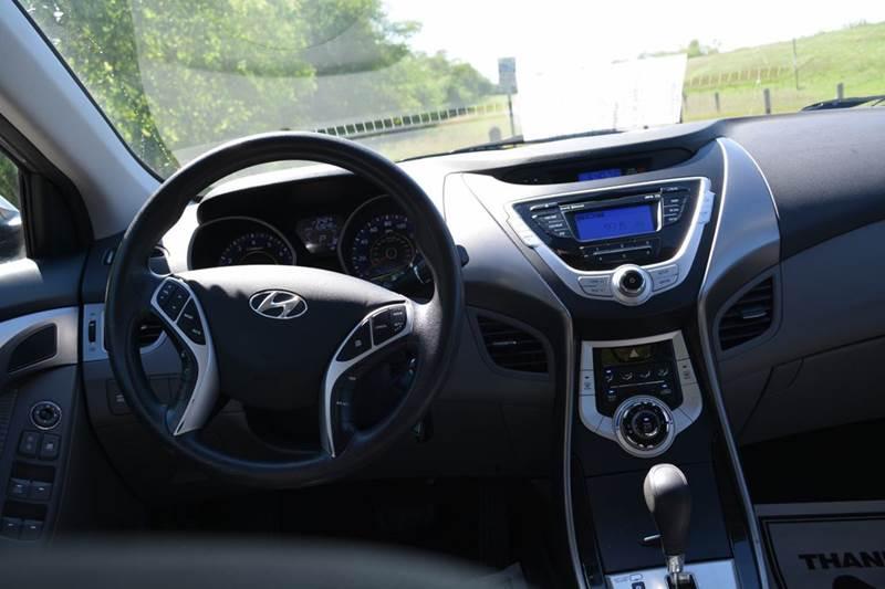 2012 Hyundai Elantra GLS 4dr Sedan - Alice TX