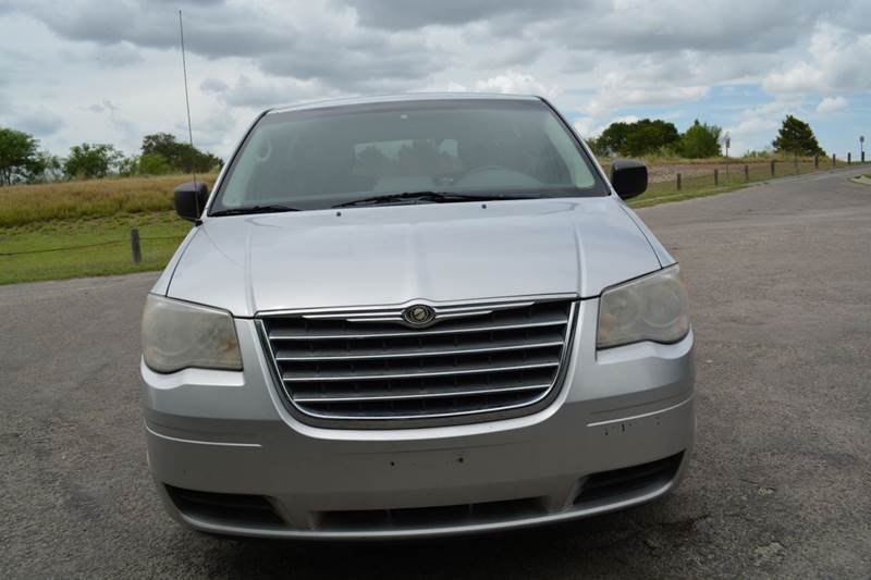 2009 Chrysler Town and Country LX Mini-Van 4dr - Alice TX