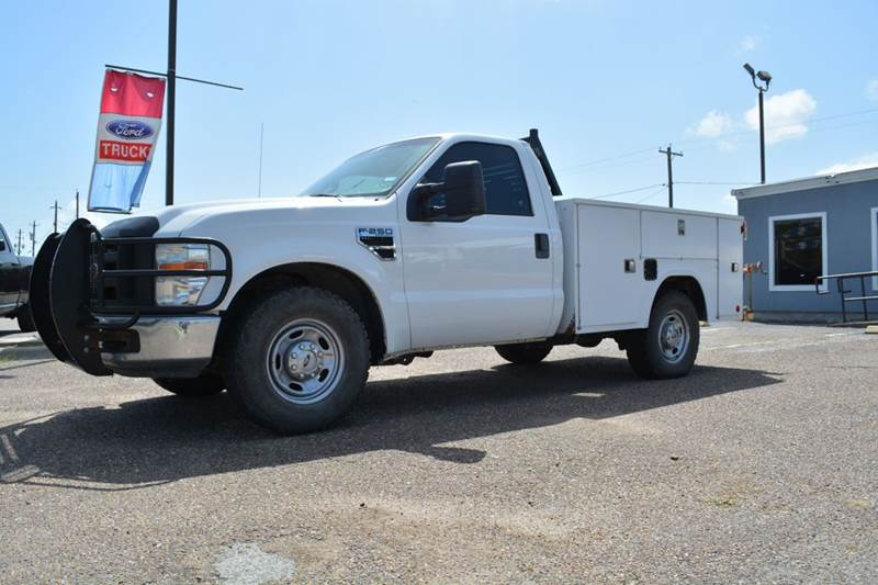 2008 Ford F-250 Super Duty XL 2dr Regular Cab LB RWD - Alice TX