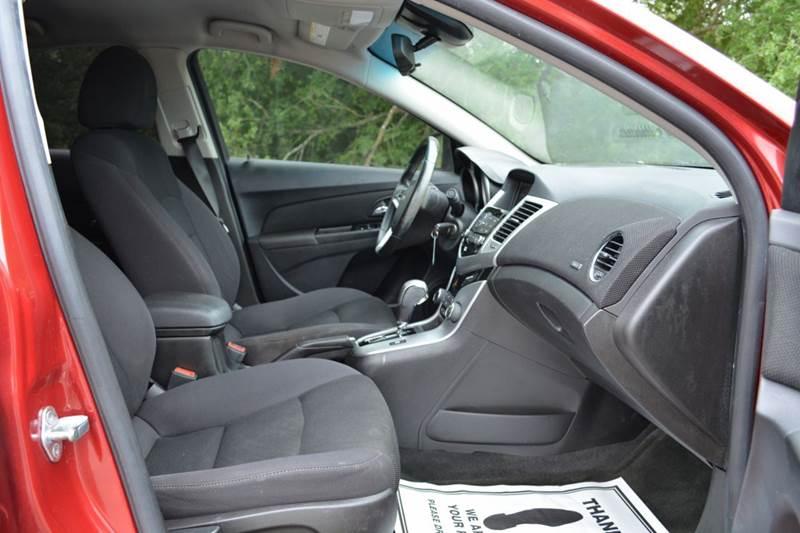 2013 Chevrolet Cruze 1LT Auto 4dr Sedan w/1SD - Alice TX