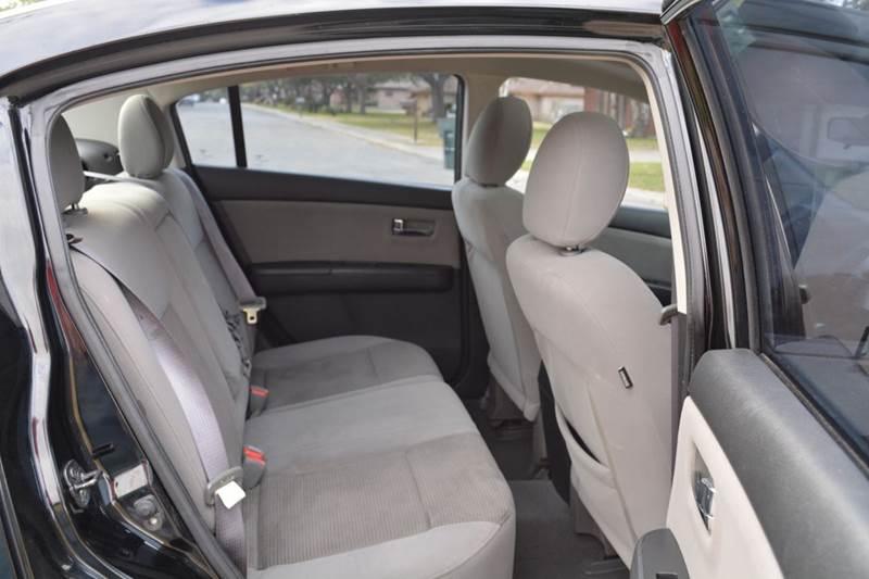 2012 Nissan Sentra 2.0 SL 4dr Sedan - Alice TX