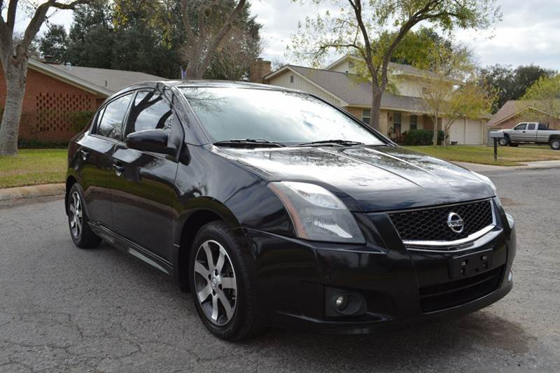 2012 nissan sentra 2 0 sl 4dr sedan in alice tx alice. Black Bedroom Furniture Sets. Home Design Ideas