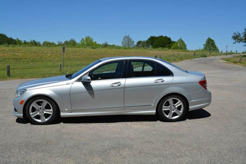 2010 Mercedes-Benz C-Class AWD C 300 Luxury 4MATIC 4dr Sedan - Alice TX