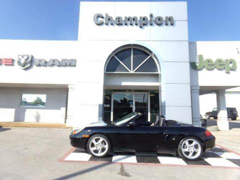 2002 Porsche Boxster for sale in Athens, AL