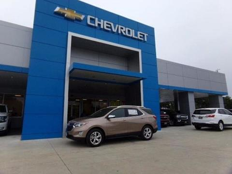 2018 Chevrolet Equinox for sale in Athens, AL