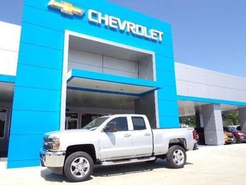 2018 Chevrolet Silverado 2500HD for sale in Athens, AL