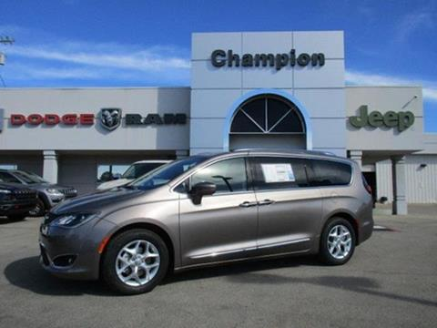 2018 Chrysler Pacifica for sale in Athens, AL