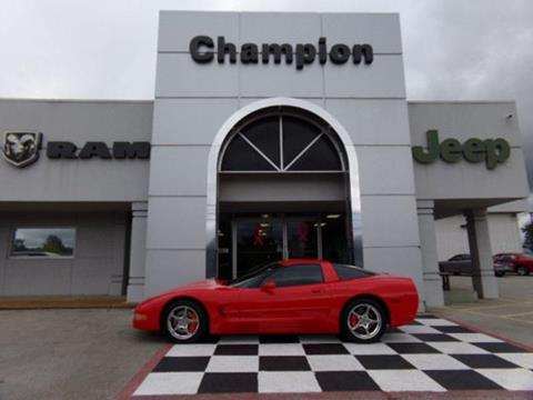 Champion Chevrolet Athens Al >> 2004 Chevrolet Corvette For Sale - Carsforsale.com