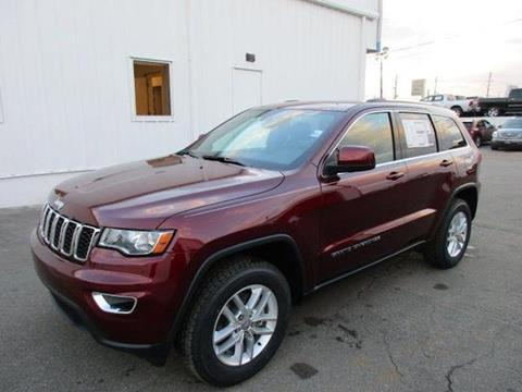 2017 Jeep Grand Cherokee for sale in Athens, AL