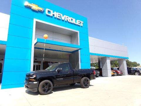 2017 Chevrolet Silverado 1500 for sale in Athens, AL