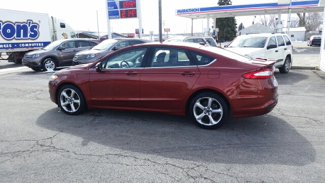 2014 Ford Fusion SE 4dr Sedan - Bellefontaine OH