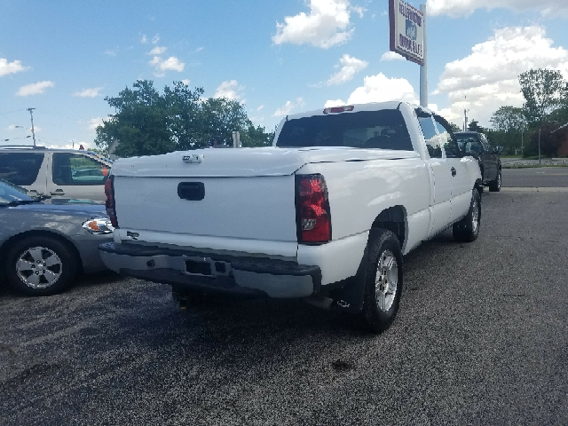 2007 Chevrolet Silverado 1500 Classic LS 4dr Extended Cab 4WD 6.5 ft. SB - Bellefontaine OH