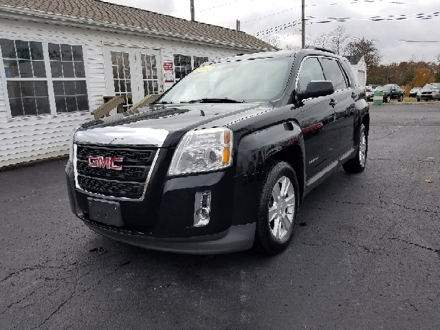 2013 Gmc Terrain Awd Sle 2 4dr Suv In Bellefontaine Oh