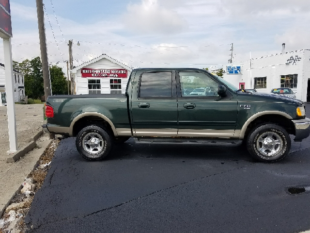 2001 Ford F 150 4dr Supercrew Lariat 4wd Styleside Sb In