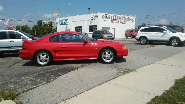 1995 Ford Mustang GT 2dr Fastback - Bellefontaine OH